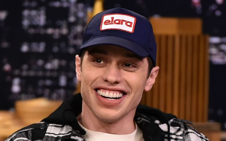 Pete Davidson Returns to Stage After Suicide Scare