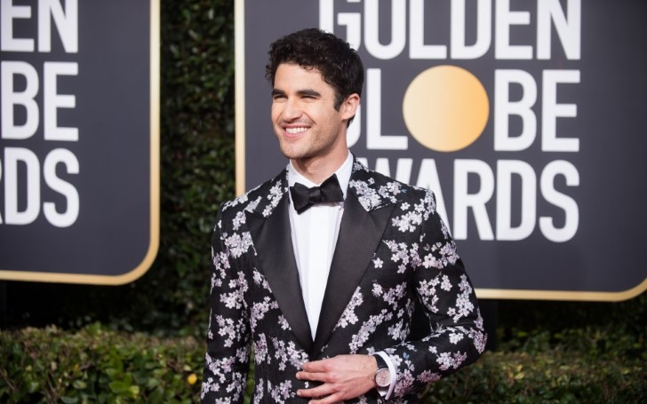 Darren Criss Becomes The First Filipino American To Win Golden Globe