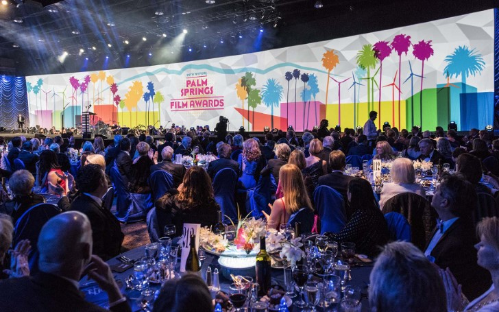 The 30th Annual Palm Springs International Film Festival Hosted Dinner and Awards Show at The All-star Film Awards Gala