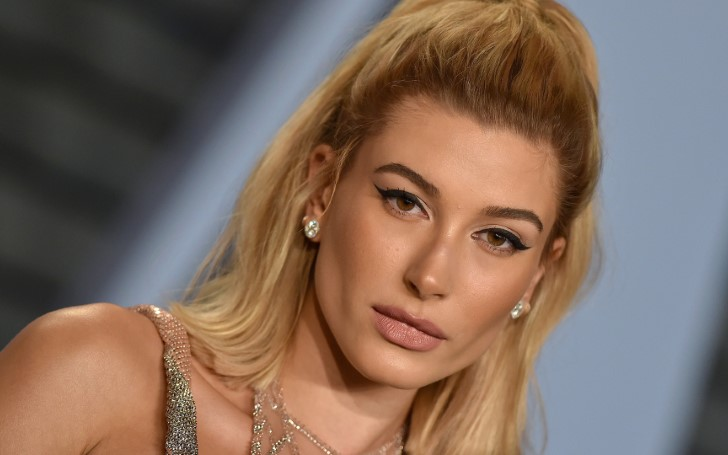 Hailey Baldwin Accused of 'abusing' Her Dog as She Films Herself Shaking The Pooch