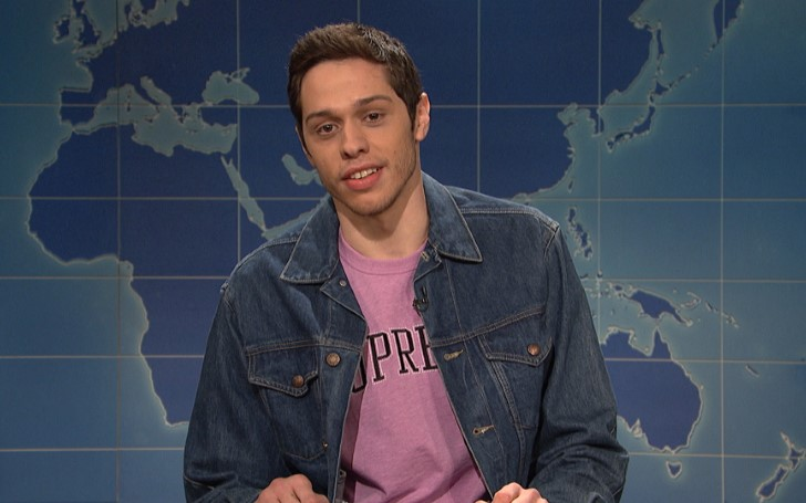 Pete Davidson Addresses His Mental Health Battle As He Returns To SNL