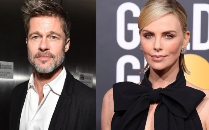 Brad Pitt and Charlize Theron Are Quietly Dating For a Month