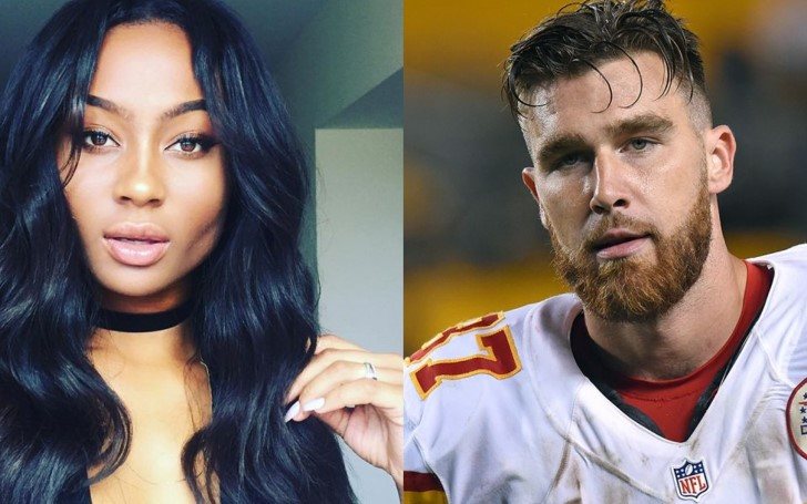 Travis Kelce out of The Pro Bowl; His Girlfriend Shared Cute Snaps Prior To Patriots vs Chiefs NFL Clash