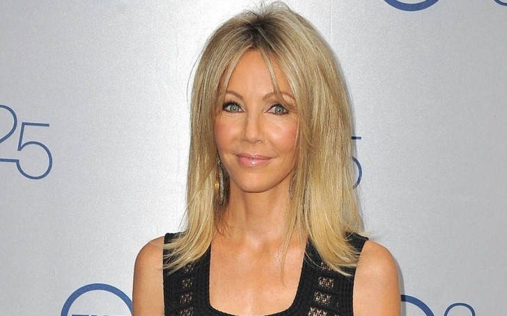Actress Heather Locklear Spotted Together With her Boyfriend Chris Heisser After Getting Out Of Rehab