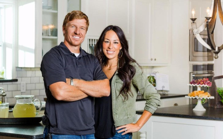 Joanna Gaines Shares Cute Pics of Baby Crew Getting His Passport Photos with Dad Chip