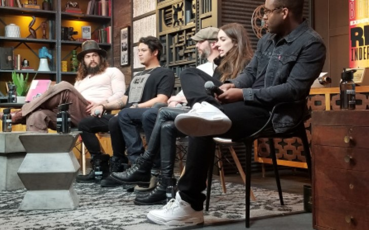 'Aquaman' Jason Momoa, Will Smith & Madelaine Petsch Speak on Tackling The YouTube Generation