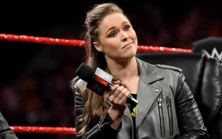 WWE Release Statement on Rumours Claiming Ronda Rousey To Quit After Wrestlemania 35