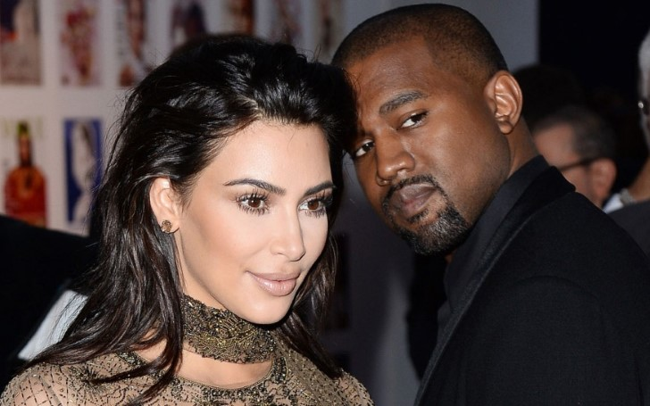 Kim Kardashian Shares Adorable Video of Kanye West Performing Karaoke To His Own Song