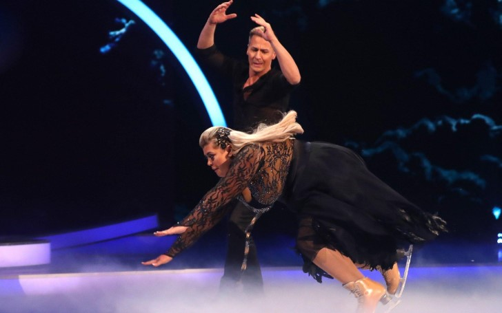 Gemma Collins Insists She 'Blacked Out' During Her Dancing On Ice Routine