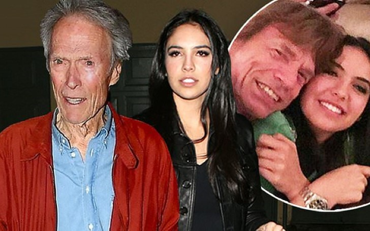 Clint Eastwood, 88, Spotted Driving Around With Mick Jagger's Former Fling Noor Alfallah, 23