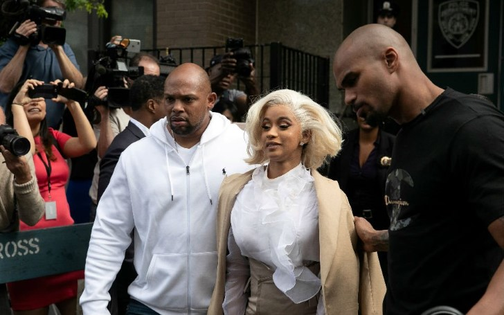 Cardi B Back in Court for August Strip Club Fight in Queens