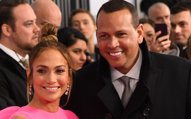 Jennifer Lopez Pens Heartfelt Message To Alex Rodriguez As They Celebrate Two-Year Anniversary