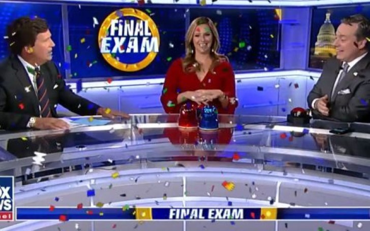 "Fox News Correspondent and ""Final Exam"" Contestant Lauren Blanchard are on a Roll Lately"