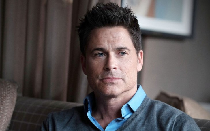 Rob Lowe Deleted a Tweet Joking About Elizabeth Warren Following Backlash