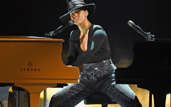 Alicia Keys Applauded for Pulling Off Amazing Dual Piano Performance at 2019 Grammys