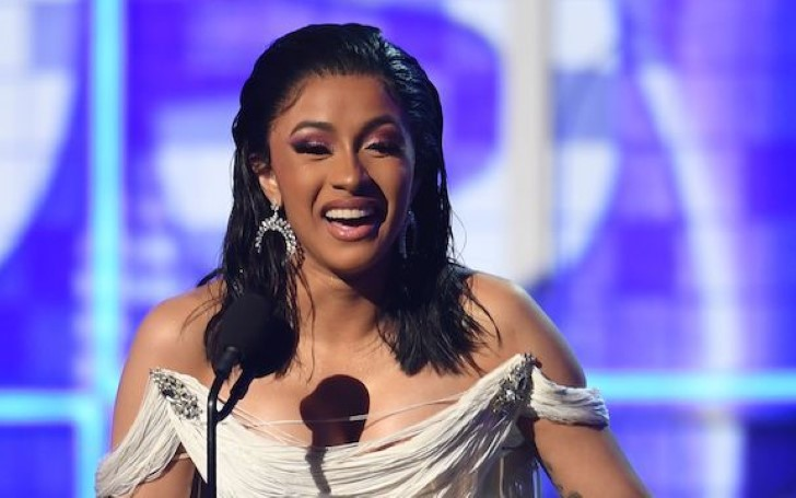 Cardi B Deactivated Instagram Account after Defending Grammy Award Win