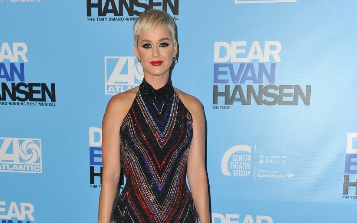Katy Perry's Shoes Under Scrutiny For Resembling Blackface