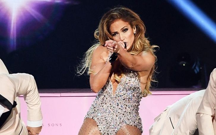 The Reason Jennifer Lopez Represented Black Music History at the Grammys