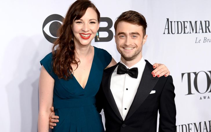 Daniel Radcliffe Reveals He Met His girlfriend Erin Darke When They Filmed A Sex Scene Together