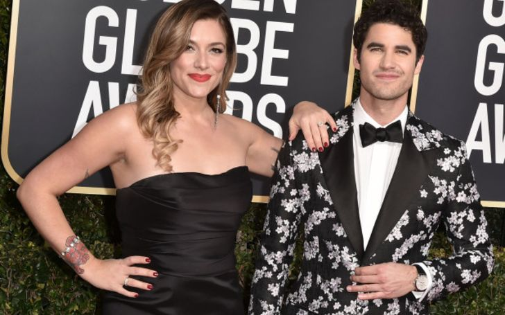 Darren Criss Marries His Long Time Love Mia Swier in New Orleans