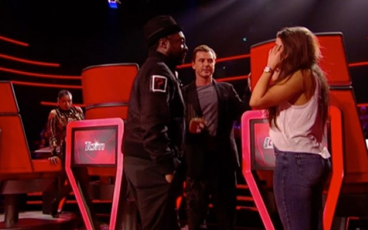 Here's The Reason The Voice UK Coaches Never Change Their Clothes