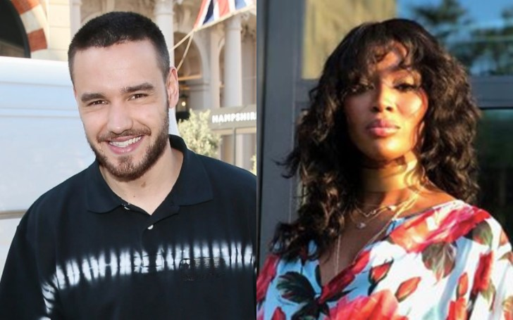 Liam Payne and New Love Naomi Campbell Spent a Romantic Valentine's Day together in New York City