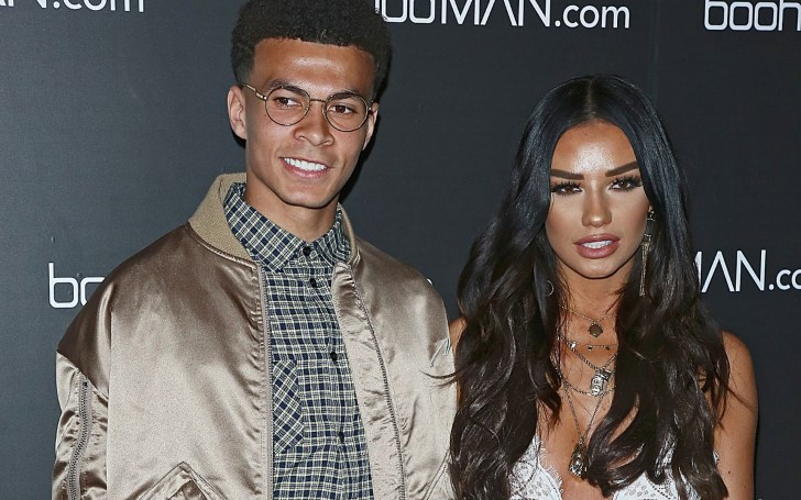Dele Alli Dumped His Girlfriend Ruby Mae and Sets His Sights on Love Island Beauty Megan Barton-Hanson