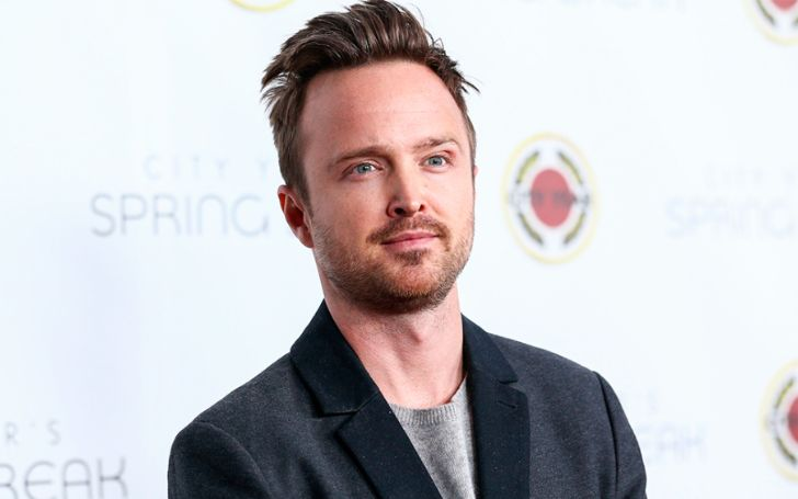 Breaking Bad Star Aaron Paul Set To Be Honoured at Sun Valley Film Festival