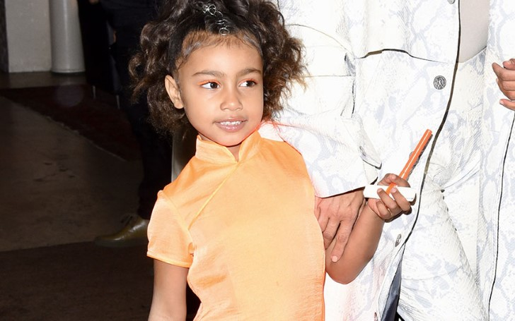 North West Scored Her First Magazine Cover at the Age of Five After Gracing The Front of a Fashion Publication