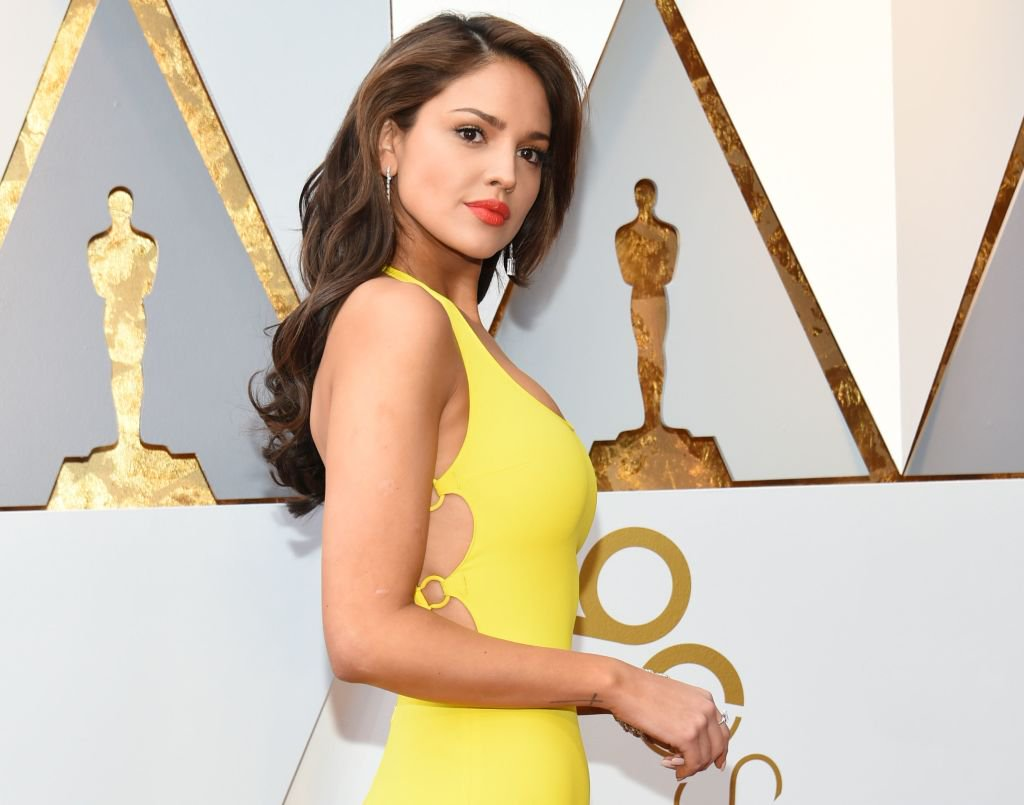Eiza Gonzalez Brought Sunshine to the Oscars Red Carpet in Yellow Ralph Lauren Gown last year; Will She be There This Year?