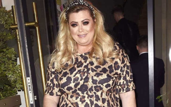 Gemma Collins Spotted for the First Time Since Splitting from Long-term Lover James Argent