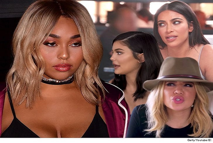Jordyn Woods Might Face a Lawsuit from the Kardashians Over Red Table Talk Appearance