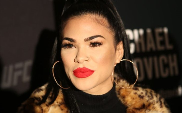 "UFC Fighter Rachael Ostovich Says She's ""Grateful"" To Be Fighting After Domestic Violence Incident"
