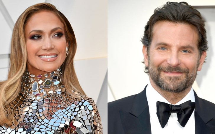 Jennifer Lopez Gave 'Nervous' Bradley Cooper This Advice Before Oscars Performance