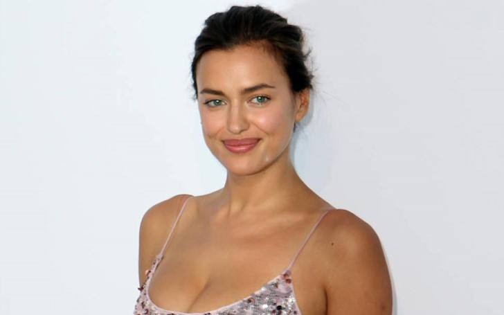 Why is Irina Shayk Reluctant To Share Pictures of her Boyfriend and Daughter on Social Media?