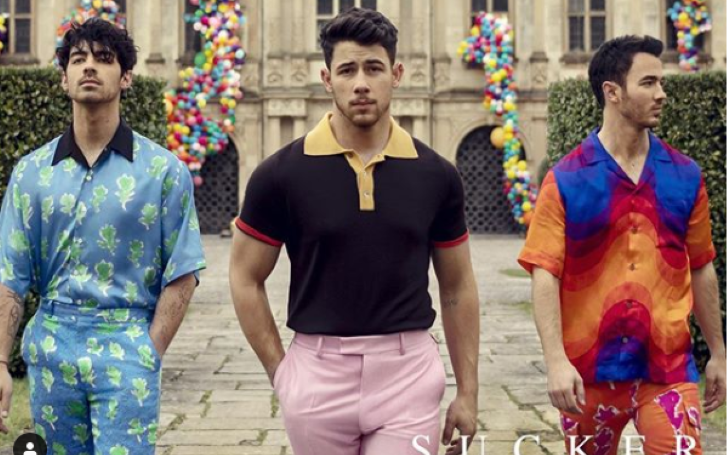 The Jonas Brothers are Back with the New Release 'Sucker'
