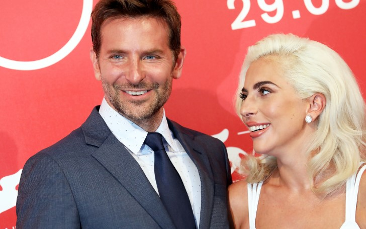 Lady Gaga Loves The Link Up Rumors with Bradley Cooper