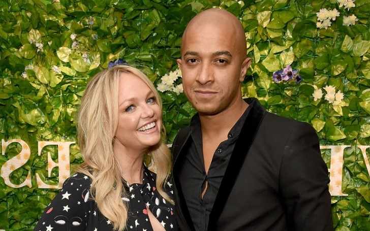 Longtime Couple Emma Bunton and Fiance Jade Jones are Reportedly Set To Tie The Knot