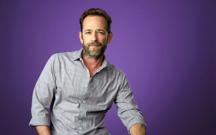 Luke Perry Remembers Bidding Farewell To 'Beverly Hills, 90210'