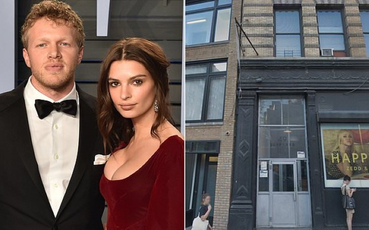 Millionaire Husband of Model Emily Ratajkowski Accused of Exploiting Legal Loophole To Live Rent-free in New York