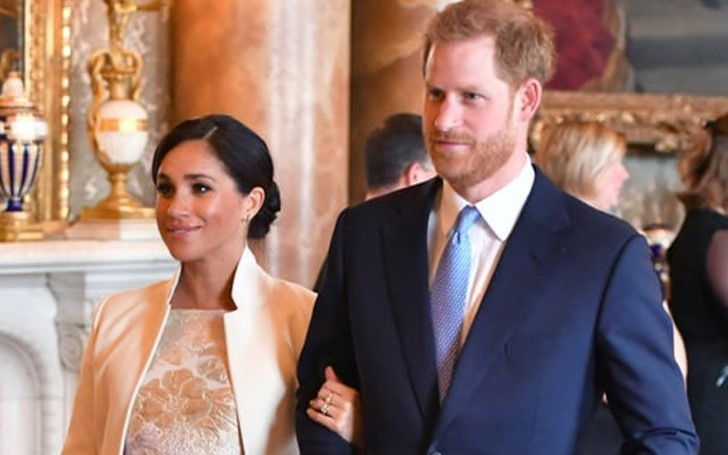 'We're Nearly There!'' Meghan Markle talks about the upcoming Baby at Buckingham Palace