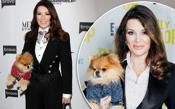 Lisa Vanderpump Sheds Some Light on The Real Housewives of Beverly Hills Dog Drama