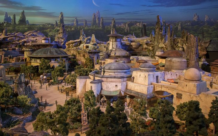 Disney Reveals Star Wars Park Opening Dates