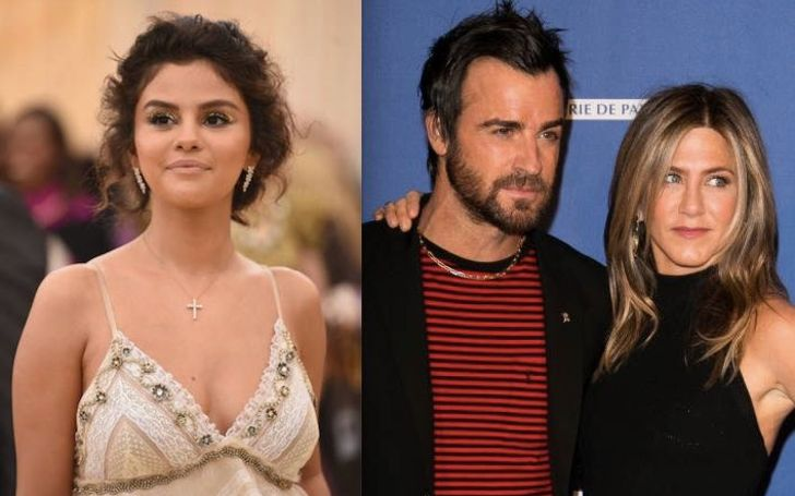 Jennifer Aniston's ex-husband Justin Theroux Romantically Linked To Selena Gomez