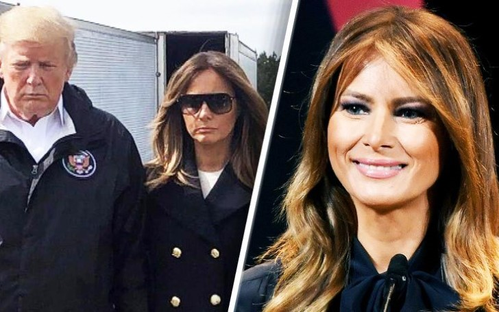 Fake Melania? People Seem Convinced Melania Trump Has Been Replaced By 'Body Double'