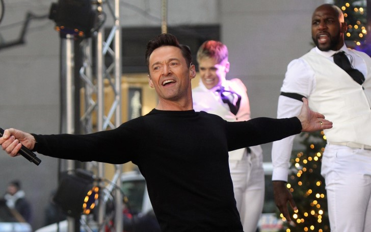 Hugh Jackman Set To Lead Broadway Revival of 'The Music Man'