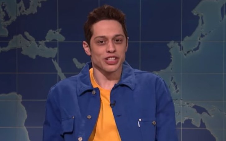 Officials Demand Apology after Pete Davidson Jokes on 'SNL' about the Catholic Church