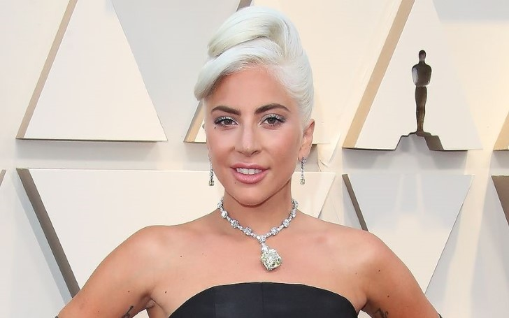 Lady Gaga Dismisses Baby Rumors; Claims She's 'Pregnant' with a New Album