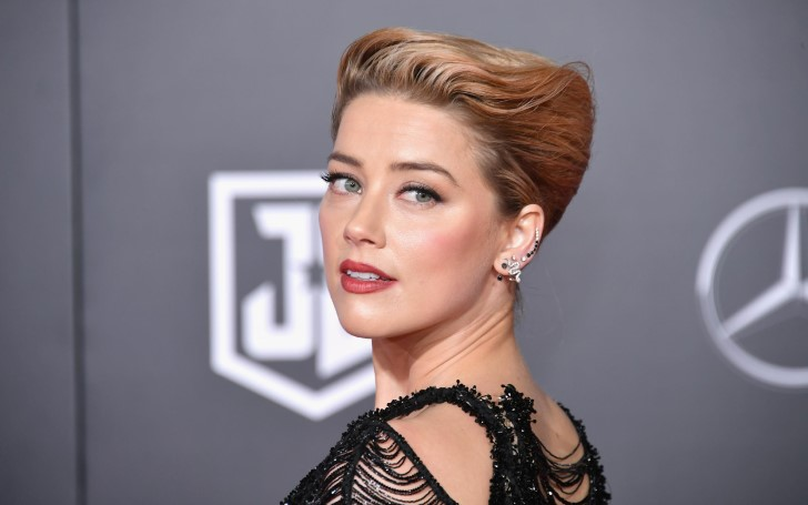 Amber Heard Reveals Her Medical Missions to Jordan and Lebanon