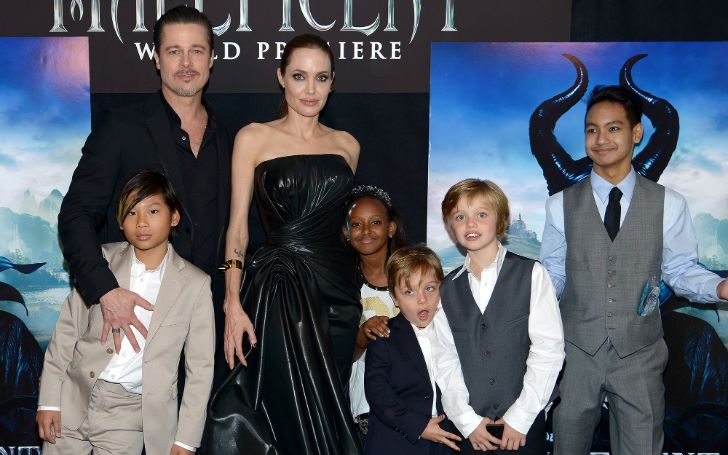Angelina Jolie and Brad Pitt Appear To Be Negotiating Legal Single Status